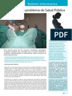 Boletin Informativo El Aborto Un Problema de Salud Publica