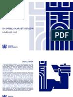 Shipping Market Review November 2015