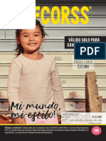 Catálogo especial Campaña 8 de 2018