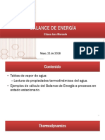 Energy Balance May 21