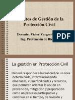 Ambitos de Gestion de La Proteccion Civil Clase 5