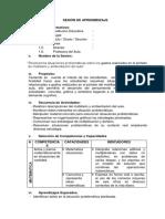 SESIÓN DE APREND. MATEMÁTICA - RELACIONES ADITIVAS Y MULTIPLICATIVAS.docx
