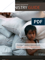 Christian Freedom International 2010 Ministry Guide
