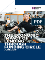 Funding Circle Oxford Economics Jobs Impact Report 2018