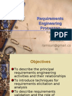 Session 3 - Requirements Engineering Part 2