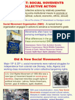 Conflict Social Movements & Collective Action