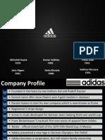 Adidas Group - 8 Division C