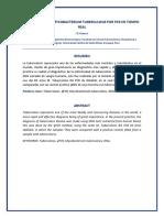 Diagnóstico de Mycobacterium Tuberculosis Por QPCR