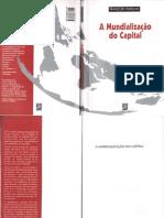 A Mundialização Do Capital-Francois Chesnais(1)