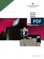 Imagerunner Advance 8105