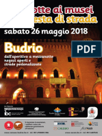 ProgrammaA4 Budrio Nottemusei Tracc