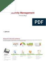 Activity management process map