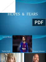 2 Hopes and Fears - Work and Leisure (1)