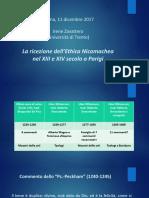 Parma_Etica e Felicità Nel XIII Secolo_Ricezione en (1)