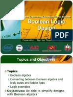 4_Boolean Logic Design