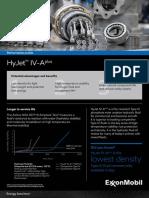 Exxon Hyjet IV a Plus Fact Sheet