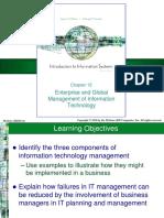 Management Information Technology (MIS Presentation)