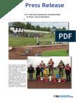 152 2018 European U21 Individual Speedway Champioship at Plzen Czech Republic