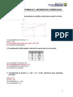 Guía Función Lineal (Certamen)