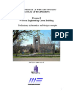 Green Building Draft Report
