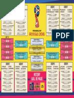 World Cup Russia 2018 Colour V2