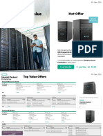 Hp Top Value Servidores