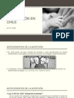 La Adopción en Chile