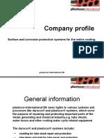 Plastcoar Company Profile
