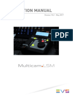 MulticamLSM Operationman 15.2