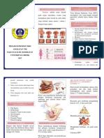 Leaflet CA Serviks
