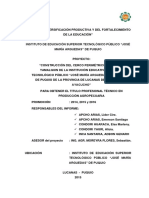 Informe Final Del Proyecto Yamalquin 2015