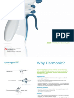 2009 Harmonic Catalog