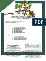 Informe 13 Drogas Cardiotónicos y Saponósidos (1)