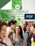 Kgic Brochure 2010