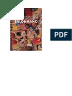 PORTADA LIBRO Cuaderno de Ejercicios Para El Entrenador de Balonmano