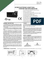CUB5 Product Manual