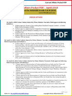 Current Affairs Pocket PDF - April 2018 by AffairsCloud (1)