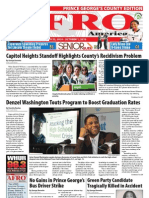 Prince George's County AFRO-American Newspaper, September 25, 2010