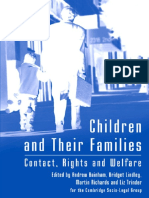 Children and Their Families Contact Rights and Welfare