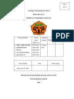 LAPORAN PRAKTIKUM TPS II Biodiessel.docx