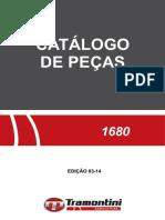 Catalogo Trator Tramontini T1680