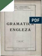 Gramatica Engleza - Violeta Lungulescu