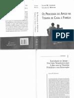 Os processos do apego na terapia de casal e família - Johnson S. e Whiffen V. (Cap 1 e 6)
