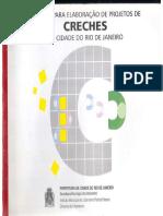 Manual Para Elaboração de Creches Na Cidade Do Rio de Janeiro