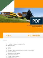 Presentacion Formacion ICT2-TELEVES