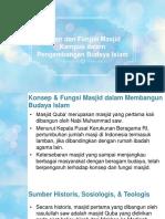 Peran Dan Fungsi Masjid Kampus Dalam Pengembangan Budaya Islam