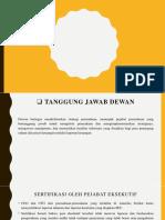 PPT- BAB 15 Tata Kelola Perusahaan Dan Peranan Auditor- BUKU HAYES