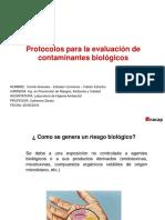 PPT contaminantes biologicos