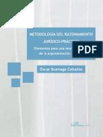 Metodología Del Razonamiento Jurídico-práctico-BUENAGA