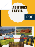 Latvia Traditions
